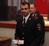 Вручение удостоверений новым сотрудникам полиции, Фото: 5