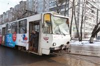 ДТП с участием двух трамваев. , Фото: 11