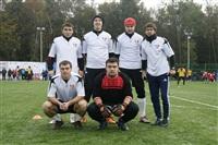 Прошел первый матч в турнире по мини-футболу на Кубок «Слободы», Фото: 8