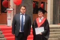 Вручение дипломов магистрам ТулГУ, Фото: 136