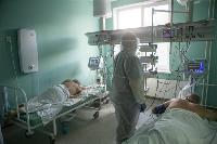 В положении на животе пациенты проводят до 16 часов в сутки. Тяжело, зато помогает выздороветь., Фото: 13