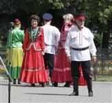 Площадь Ленина наполнили звуки хорового пения, Фото: 6