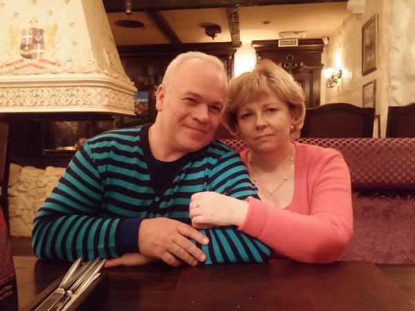 Мои папуля и мамуля-идеальная пара вот уже 32 год