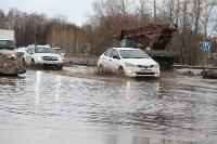 Потоп на ул. Рязанской и Восточном обводе, Фото: 12