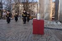"""Зажжение Вечного огня у мемориала """"Защитникам неба Отечества"""", Фото: 9"""