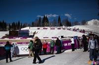 Состязания лыжников в Сочи., Фото: 10