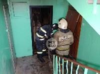В пятиэтажке на ул. Маршала Жукова в Туле сгорела квартира, Фото: 7