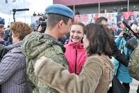 Репетиция Парада Победы в подмосковном Алабино, Фото: 28