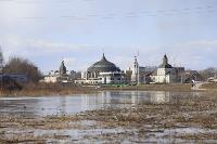 В Туле Упа подтопила Пролетарскую набережную, Фото: 48