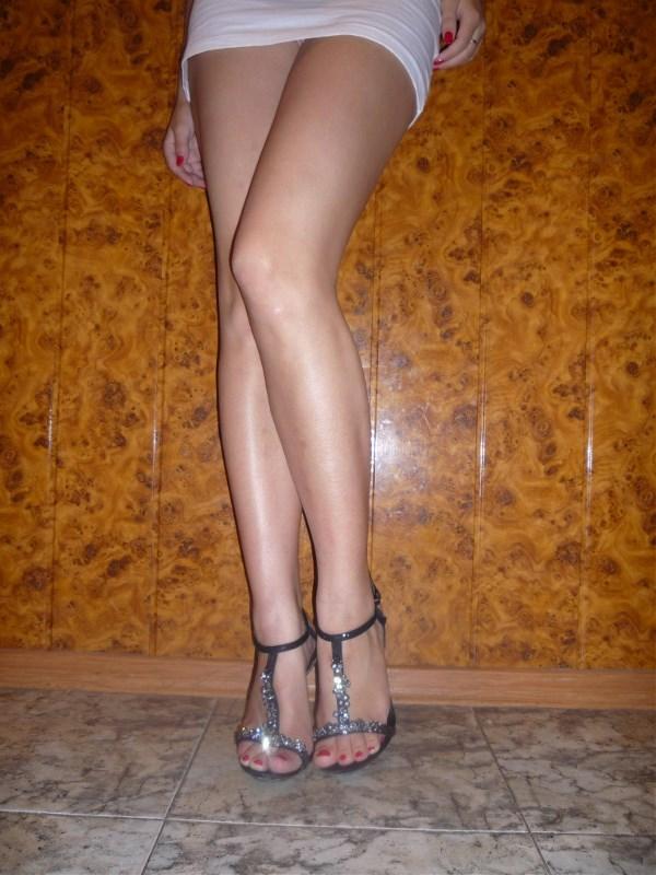 просто ножки)