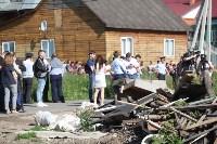 Демонтаж незаконных цыганских домов в Плеханово и Хрущево, Фото: 45