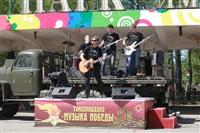 В Туле ветеранов развлекали рок-исполнители, Фото: 17
