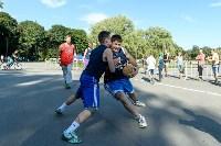В Центральном парке Тулы определили лучших баскетболистов, Фото: 24