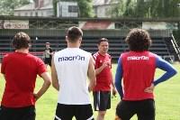 Тренировка «Арсенала» на стадионе «Желдормаш», Фото: 12