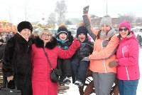 Как туляки провожали зиму на набережной Упы, Фото: 42