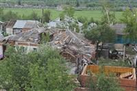 Последствия урагана в Ефремове., Фото: 29