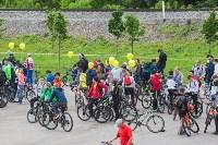 В Туле прошел большой велопарад, Фото: 127