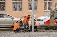 Обустройство парковки на ул. Союзной, Фото: 5