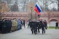 Митинг сотрудников ОВД в Тульском кремле, Фото: 19