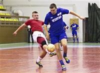 Матчи Лиги любителей футбола, Фото: 6