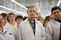 В Богородицке Алексей Дюмин посетил ООО «Завод №423», Фото: 14
