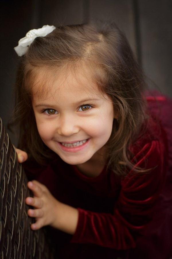 Макосова Есения, 3 года
