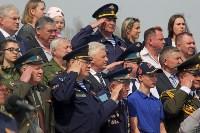 День Тульской дивизии ВДВ: на площади Ленина приземлились парашютисты, Фото: 22