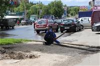"""Рынок """"Южный"""" затопило, Фото: 1"""