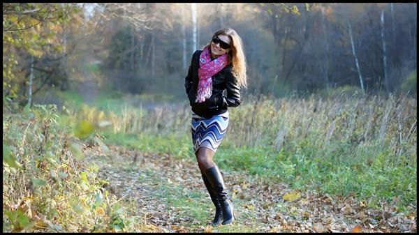 Прогулка по Ясной поляне