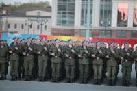 Репетиция парада на 9 Мая. 3.05.2014, Фото: 38
