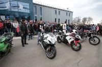 Открытие мотосезона в Новомосковске, Фото: 146