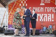 Дмитрий Миляев наградил выдающихся туляков в День города, Фото: 41