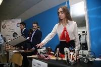 В Туле проходит конкурс роботов «Мысли смело», Фото: 1