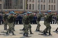 День Тульской дивизии ВДВ: на площади Ленина приземлились парашютисты, Фото: 66