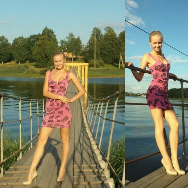 Да.. Было такое платье!))  очень оно мне нравилось))