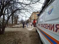Взрыв на ул. Болдина, Фото: 2