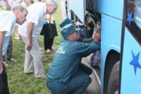 МЧС встречает беженцев в Домодедово. 9.07.2014, Фото: 3
