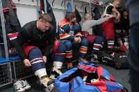 Стартовал областной этап Ночной хоккейной лиги, Фото: 10