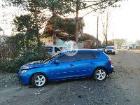 В Туле Mazda-3 сбила рябину и влетела в припаркованный Peugeot , Фото: 6