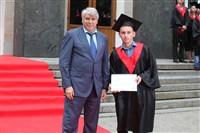 Владимир Груздев поздравил выпускников магистратуры ТулГУ, Фото: 70