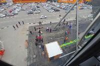 В Туле открылось самое высокое колесо обозрения в городе, Фото: 63