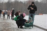 проводы Масленицы в ЦПКиО, Фото: 30