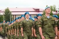 Дмитрий Глушенков простился со знаменем дивизии, Фото: 47