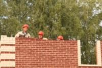 Строительство посёлка «Английский сад». 5 августа 2014, Фото: 14