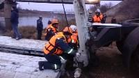 Монтаж моста в Архангельской области, Фото: 12