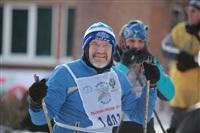 В Туле состоялась традиционная лыжная гонка , Фото: 124