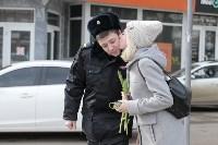 Полиция поздравила тулячек с 8 Марта, Фото: 59