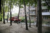 Пожар на проспекте Ленина, Фото: 4