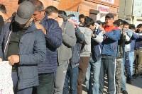 Масштабная проверка мигрантов на Центральном рынке, Фото: 24