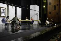 Репетиция в Тульском академическом театре драмы, Фото: 42